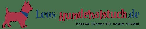 logo leos hundehalstuch transparent