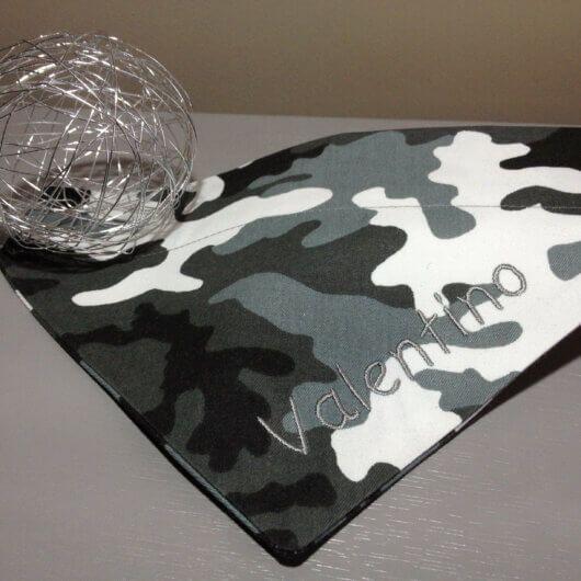 camouflage tarnfarben hundehalstuch mit tunnel 606a494e
